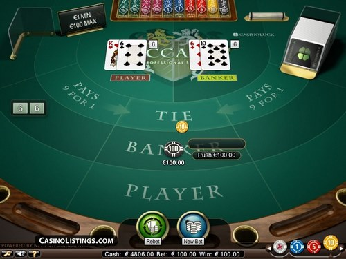 baccarat 34235654534 - آموزش بازی باکارات به صورت کامل و حرفه ای به همراه قوانین و امتیازات